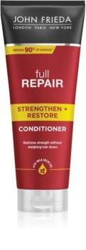 John Frieda Full Repair Strengthen+Restore Stärkande balsam  med regenererande effekt