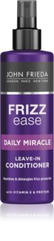 John Frieda Frizz Ease Daily Miracle Leave - In Conditioner