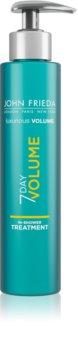 John Frieda Luxurious Volume 7-Day Volume φροντίδα για τα μαλλιά για όγκο και λάμψη