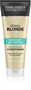 John Frieda Sheer Blonde Highlight Activating odżywka nawilżająca do włosów blond