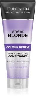 John Frieda Sheer Blonde Colour Renew balzam za toniranje za blond lase