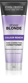 John Frieda Sheer Blonde Colour Renew regenerator za toniranje za plavu kosu