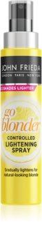 John Frieda Sheer Blonde Go Blonder serum silnie rozjaśniające do uzyskania naturalnych odcieni blond