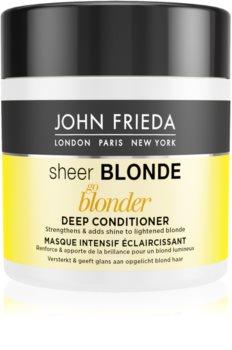 John Frieda Sheer Blonde Go Blonder kondicionér pro blond vlasy