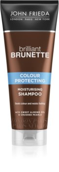 John Frieda Brilliant Brunette Colour Protecting hydratisierendes Shampoo
