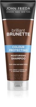 John Frieda Brilliant Brunette Colour Protecting Kosteuttava Hiustenpesuaine