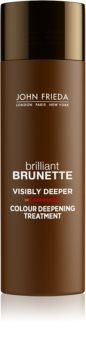 John Frieda Brilliant Brunette Visibly Deeper Toning Cream for dark hair