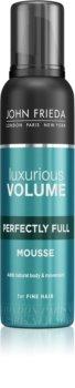John Frieda Luxurious Volume Perfectly Full pjena za kosu