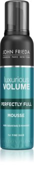 John Frieda Luxurious Volume Perfectly Full пяна втвърдител