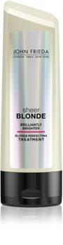 John Frieda Sheer Blonde Brilliantly Brighter balzam za plavu i kosu s pramenovima