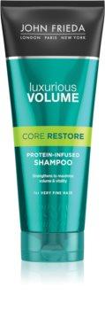 John Frieda Luxurious Volume Core Restore šampon za volumen tanke kose