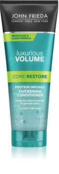 John Frieda Luxurious Volume Core Restore balsamo volumizzante per capelli