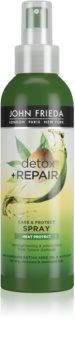 John Frieda Detox & Repair Hair Spray For Hair Stressed By Heat