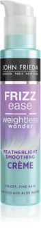 John Frieda Frizz Ease Weightless Wonder Smoothing Cream For Unruly And Frizzy Hair