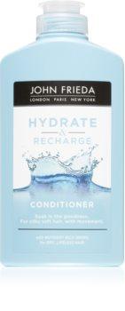 John Frieda Hydra & Recharge Hydraterende Conditioner  voor Droog en Normaal Haar