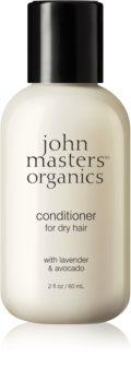 John Masters Organics Lavender & Avocado regenerator za suhu i oštećenu kosu