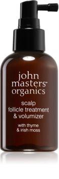John Masters Organics Scalp spray para estimular o crescimento saudável do cabelo desde a raiz