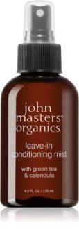 John Masters Organics Green Tea & Calendula Hiuksiin Jätettävä Suihkehoitoaine