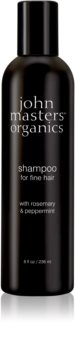 John Masters Organics Rosemary & Peppermint Shampoo for Fine Hair