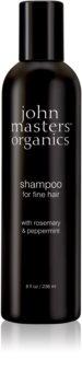 John Masters Organics Rosemary & Peppermint Shampoo voor Fijn Haar