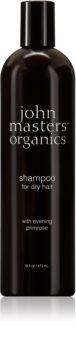 John Masters Organics Evening Primrose champô para cabelo seco