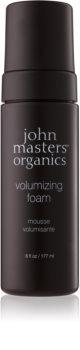 John Masters Organics Styling spumă de păr pentru volum