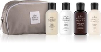 John Masters Organics Travel Kit Hair & Body cestovná sada I. pre ženy