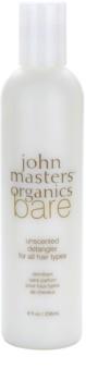 John Masters Organics Bare Detangler For All Hair Types Fragrance-Free