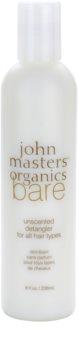John Masters Organics Bare Tov-utredare för alla hårtyper Doftfri