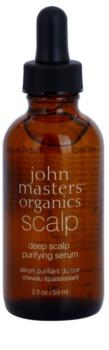 John Masters Organics Scalp hloubkově čisticí sérum pro vlasovou pokožku