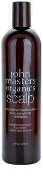 John Masters Organics Scalp champú estimulante  para cuero cabelludo sano