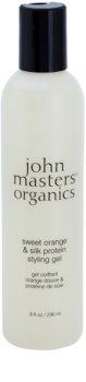 John Masters Organics Sweet Orange & Silk Protein Stylinggel
