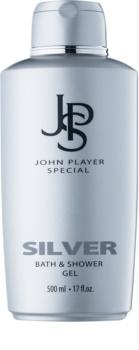 John Player Special Silver sprchový gél pre mužov