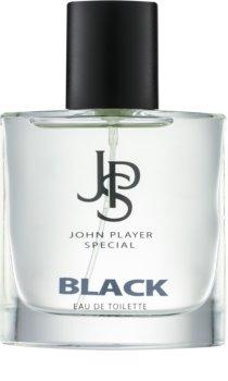 John Player Special Black eau de toilette para homens 50 ml
