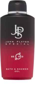 John Player Special Be Red gel de ducha unisex