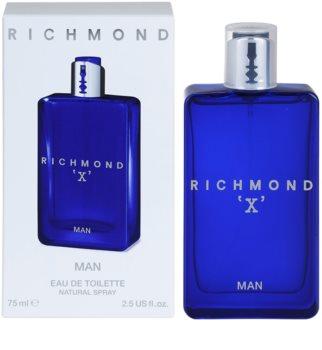 John Richmond X For Man eau de toilette para homens