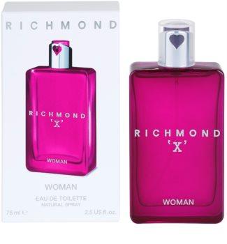 John Richmond X for Woman eau de toilette para mujer