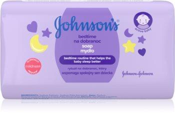 Johnson's® Johnsons's® Bedtime Szilárd szappan gyermekeknek
