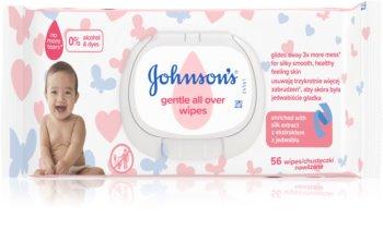 Johnson's Baby Diapering Toalhitas