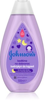 Johnsons's® Bedtime bain apaisant pour bébé