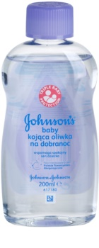 Johnson's Baby Care Baby Bedtime Body Oil