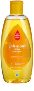 Johnson's Baby Wash and Bath champú extra suave