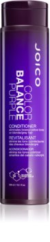 Joico Color Balance Purple Conditioner for Yellow Tones Neutralization