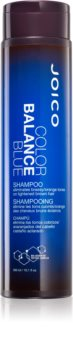 Joico Color Balance Blue Shampoo for Blonde Hair for Yellow Tones Neutralization