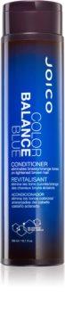 Joico Color Balance Blue Balsam för blont hår för neutralisering av gula toner