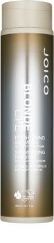 Joico Blonde Life Radiance Shampoo with Nourishing Effect