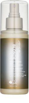 Joico Blonde Life spray efecto iluminador con factor de protección solar UV