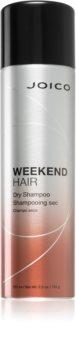 Joico Weekend száraz sampon a  felesleges faggyú felszívódásáért és a haj frissítéséért