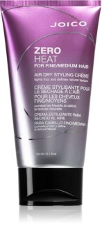 Joico Styling Zero Heat Protective Cream For Heat Hairstyling