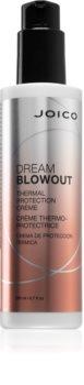 Joico Dream Blowout cremă hrănitoare și termo-protectoare pentru toate tipurile de păr